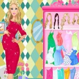 Barbie Fashion Mommy Dress