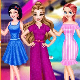 Princess Vlog Modern Fashion Party