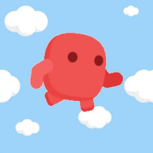 Red Man : Jumping