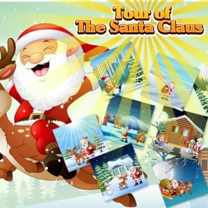 Tour Of The Santa Claus