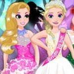 Elsa Wedding Party