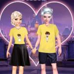 Princesses Lovers Clothes Design